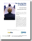 Download the GoldFax Secure Faxing for Healthcare White Paper